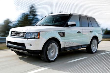 Land Rover Range Rover Sport Range E 1 in