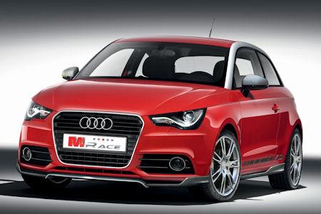 MS Design Audi A1 MRace 1 in Audi A1 MRace von MS Design: Der Kleine im neuen Sport-Outfit