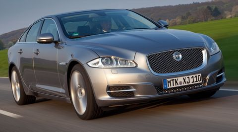 XJ MY2010 47 Lt2 in Video: Der neue Jaguar XJ