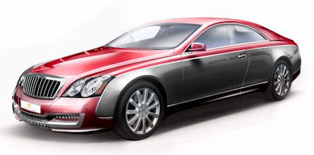Xenatec Maybach 57 S Coupe 1 in Maybach 57 S Coupé: Xenatec baut den neuen Luxus-Dynamiker