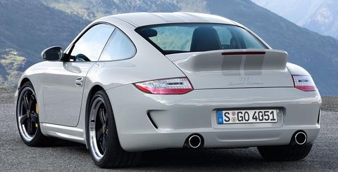 Classic21 in Porsche: Sportwagen überzeugen US-Kunden
