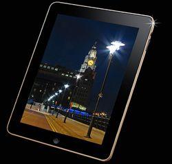 Ipad2 in Luxus pur: Goldenes iPad für 150.000,- Euro