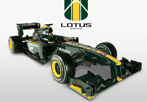 Auto Racing Formularacing on Lotus Racing Und Lg Sind Partner In Der Formel 1   Prestige Cars