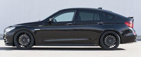 Ssts 08396 in BMW 5er Gran Turismo im Hamann-Look