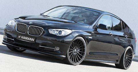 Ssts 08399 in BMW 5er Gran Turismo im Hamann-Look