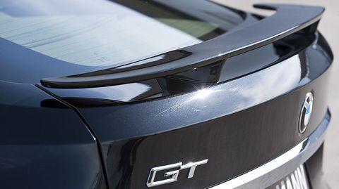 Ssts 08428 in BMW 5er Gran Turismo im Hamann-Look