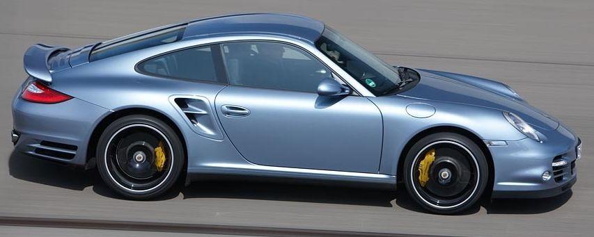 Sturbo2 in Grandioses Topmodell: Porsche 911 Turbo S