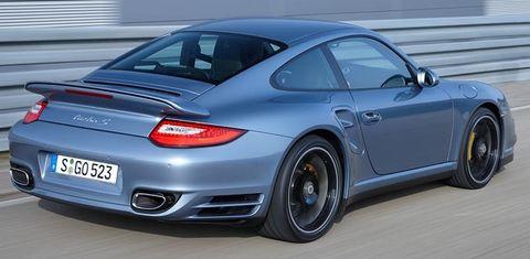 Sturbo3 in Grandioses Topmodell: Porsche 911 Turbo S