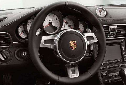 Sturbo4 in Grandioses Topmodell: Porsche 911 Turbo S