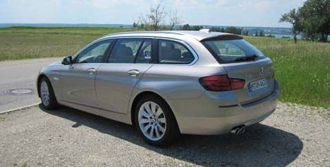 2658 1 in Video: BMW 5er Touring