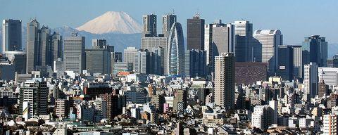 800px-Skyscrapers Of Shinjuku 2009 January in Expatriates: Tokio ist die teuerste Stadt der Welt
