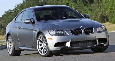 BMW M3 Frozen Gray 2 in BMW M3 Frozen Gray Coupé: Nur 30 eiskalt geschärfte Exemplare
