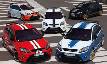 Ford Focus RS Le Mans Classic 2 in Ford Focus RS Le Mans Classic: Ein Tribut an ganz große Siege