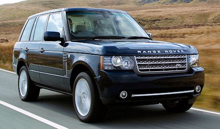 Land Rover Range Rover 2011 2 in
