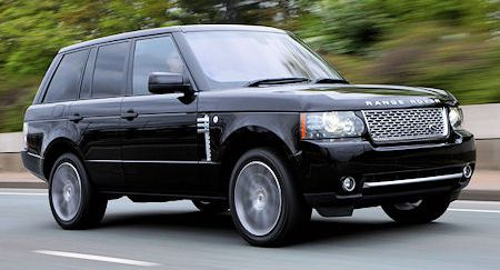 Land Rover Range Rover Autobiography Black 2 in