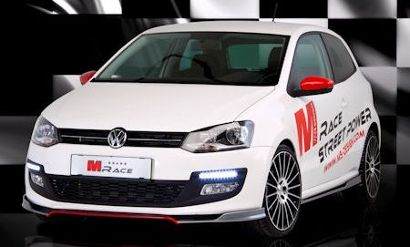 MS Design VW Polo MRace 2 in VW Polo MRace von MS Design: Der Ausdruck purer Dynamik