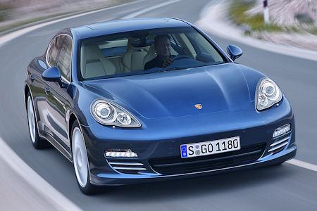 Porsche Panamera 4S 1 in