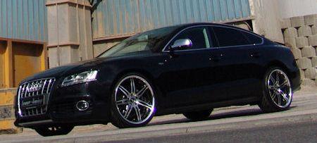 Senner Audi S5 Sportback Grand Prix 2 in Senner Audi S5 Sportback Grand Prix: Neuer Elan für die Luxus-Karosse