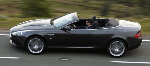 Amdb9v2 in Facelift für den Aston Martin DB9