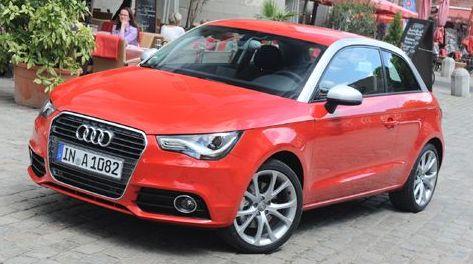 Audia1 in Video: Audi A1