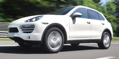Cayenne-v6-und-v6-diesel in Video: Porsche Cayenne V6 und V6 Diesel