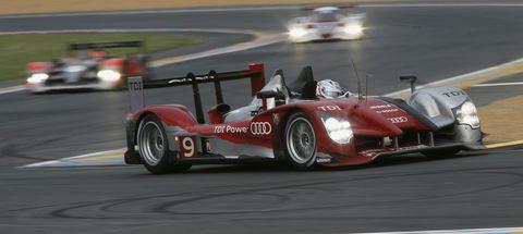 Lemans1 in Le Mans: Dreifachsieg für Audi