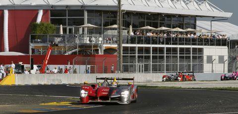 Lemans2 in Le Mans: Dreifachsieg für Audi
