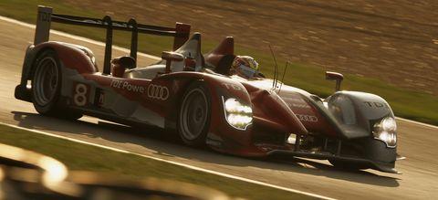 Lemans3 in Le Mans: Dreifachsieg für Audi