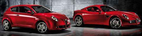 Mito1 in Sonderserie zum 100. Geburtstag: Alfa Romeo MiTo Junior