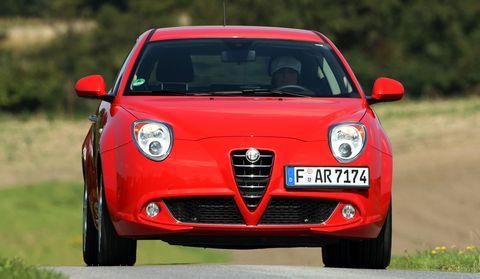 Mito2 in Sonderserie zum 100. Geburtstag: Alfa Romeo MiTo Junior