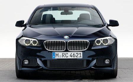 BMW 5er M Sportpaket 2 in BMW 5er: Neues M-Sportpaket schärft das Charisma