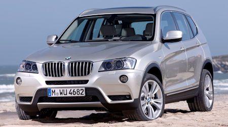 BMW X3 2 in BMW X3: Die zweite Generation im Zeichen von Größe und Dynamik