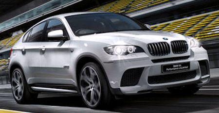 BMW X6 Performance Unlimited 2 in BMW X6 Performance Unlimited: Der japanische Krieger