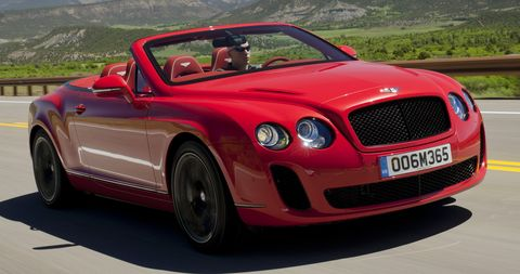 Bentley-Continental-Supersports-Convertible in