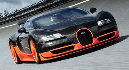 Bugatti Veyron Super Sport 2 in Bugatti Veyron 16.4 Super Sport: Das schnellste Auto der Welt