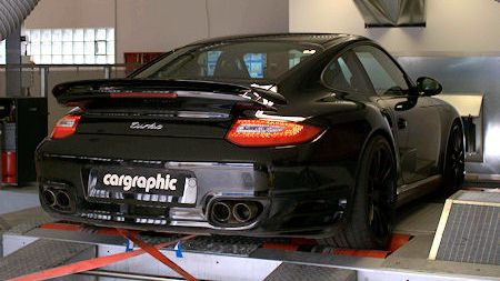 Cargraphic Porsche 997 Turbo 2 in