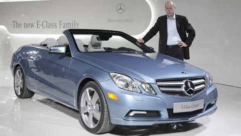 Dieter-Zetsche in Bringt Daimler einen E-Roller?