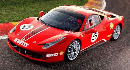 Ferrari 458 Challenge 2 in Ferrari 458 Challenge: Die kompromisslose Rennversion