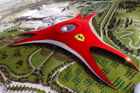 Ferrari World Abu Dhabi 1 in