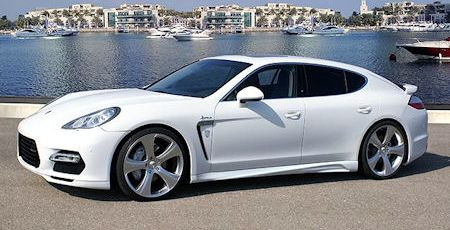 Hofele Porsche Panamera Rivage GT 970 2 in