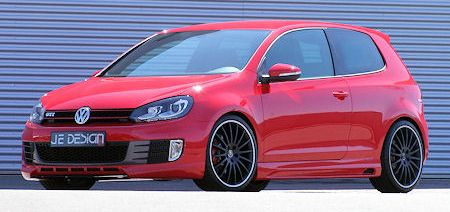 JE Design VW Golf GTI 2 in JE Design VW Golf GTI VI: Starke R-Power für den GTI