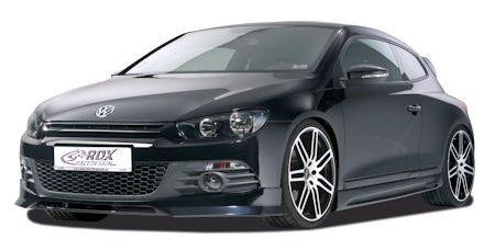RDX Racedesign VW Scirocco 2 in RDX VW Scirocco: Charakterstärke für den Volkssportler