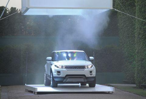 Range Rover Evoque 02 in Range Rover Evoque - erstes Foto vom neuen Kompakt-SUV