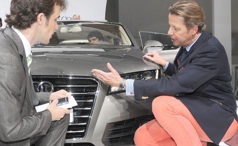 Audi-a7-3 in Audi A7 Sportback: Schnelle, schöne Geburt