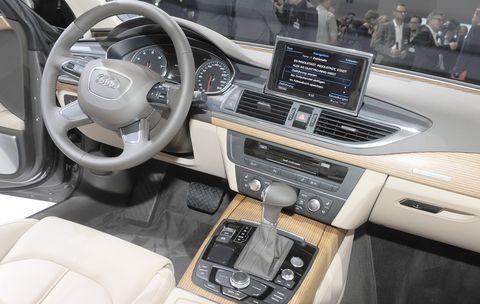 Audi-a7-5 in Audi A7 Sportback: Schnelle, schöne Geburt