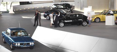 Bmw-30-csi-2 in Zustand 1+: BMW 3.0 CSi an Besitzer übergeben