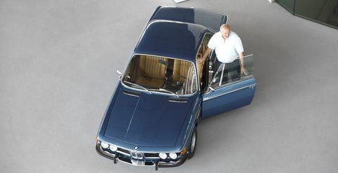 Bmw-30-csi-3 in Zustand 1+: BMW 3.0 CSi an Besitzer übergeben