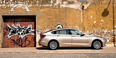 Bmw-535i-gt in Hohe Nachfrage: BMW ist in China ausgelastet