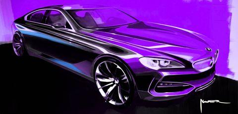 Bmw-concept-gran-coupe in BMW lüftet Geheimnis um Concept Gran Coupé