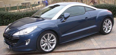 Peugeot-rcz1 in Peugeot RCZ soll wertstabil sein